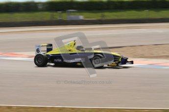 © Octane Photographic Ltd. BritCar Weekend - BARC Intersteps Championship. 21st April 2012. Donington Park. Cameron Twynham, Mygale FB02, Falcon. Digital Ref : 0299lw7d7020