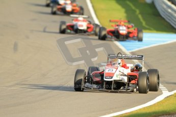 2012 © Chris Enion/Octane Photographic Ltd. Saturday 29th September 2012 – Donington Park - F3 Race 1. Digital Ref :