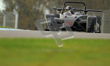 © Carl Jones/Octane Photographic Ltd. 20th October 2012. Dan Mitchell, Nissan 370z, OSS, Donington Park. Digital Ref : 0549ce7d1867