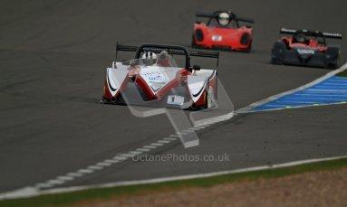 © Carl Jones/Octane Photographic Ltd. 20th October 2012. Tony Sinclair, Jade 3, OSS, Donington Park. Digital Ref : 0549ce7d2004