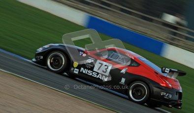 © Carl Jones/Octane Photographic Ltd. 20th October 2012. Peter Pyzera, Nissan 370z, OSS, Donington Park. Digital Ref : 0549img_3997