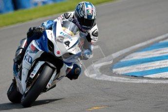 © Octane Photographic Ltd/Chris Enion 2012. British Superbikes test day – Donington Park, Tuesday 7th August 2012. Alastair Seeley - Tyco Suzuki. Digital Ref : 0450CE1D0131