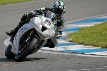 © Octane Photographic Ltd/Chris Enion 2012. British Superbikes test day – Donington Park, Tuesday 7th August 2012. Gary Mason - Primo Bournmouth Kawasaki. Digital Ref : 0450CE1D0146
