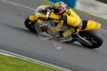 © Octane Photographic Ltd/Chris Enion 2012. British Superbikes test day – Donington Park, Tuesday 7th August 2012. Tom Tunstall - Doodson Motorsort. Digital Ref : 0450CE1D0456