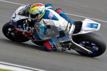 © Octane Photographic Ltd/Chris Enion 2012. British Superbikes test day – Donington Park, Tuesday 7th August 2012. James Westmoreland - Team WFR Honda. Digital Ref : 0450CE1D0511