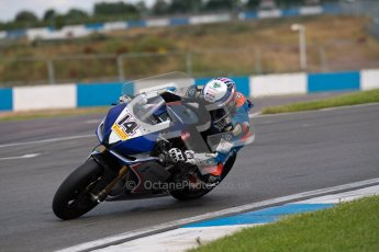 © Octane Photographic Ltd/Chris Enion 2012. British Superbikes test day – Donington Park, Tuesday 7th August 2012. John Laverty - Splitlath-Redmond Racing. Digital Ref : 0450CE1D0675