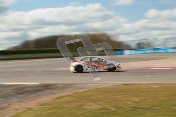 © Octane Photographic Ltd. BTCC - Round Two - Donington Park - Race 1. Sunday 15th April 2012. Gordon Shedden, Honda Civic, Honda Yuasa Racing Team. Digital ref : 0295lw1d7893