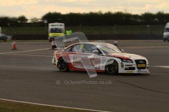 © Octane Photographic Ltd. BTCC - Round Two - Donington Park - Race 1. Sunday 15th April 2012. Rob Austin, Audi A4, Rob Austin Racing. Digital ref : 0295lw7d3453