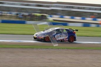 © Octane Photographic Ltd. BTCC - Round Two - Donington Park. Free Practice. Saturday 14th April 2012. Jeff Smith, Honda Civic, Pirtek Racing. Digital ref : 0291lw7d2860