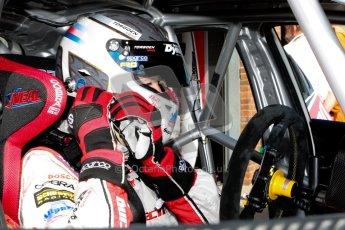 © Octane Photographic Ltd./Chris Enion. British Touring Car Championship – Round 6, Snetterton, Saturday 11th August 2012. Qualifying. Matt Neal - Honda Yuasa Racing Team, Honda Civic. Digital Ref : 0454ce1d0036