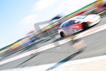 © Octane Photographic Ltd./Chris Enion. British Touring Car Championship – Round 6, Snetterton, Saturday 11th August 2012. Qualifying. Matt Neal - Honda Yuasa Racing Team, Honda Civic. Digital Ref : 0454ce1d0076