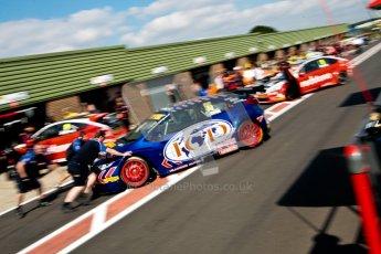 © Octane Photographic Ltd./Chris Enion. British Touring Car Championship – Round 6, Snetterton, Saturday 11th August 2012. Qualifying. Jeff Smith - Pirtek Racing, Honda Civic. Digital Ref : 0454ce1d0215
