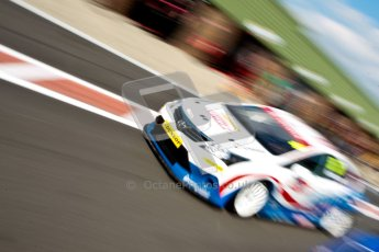 © Octane Photographic Ltd./Chris Enion. British Touring Car Championship – Round 6, Snetterton, Saturday 11th August 2012. Qualifying. Tony Hughes - Speedworks Motorsport, Toyota Avensis. Digital Ref : 0454ce1d0245
