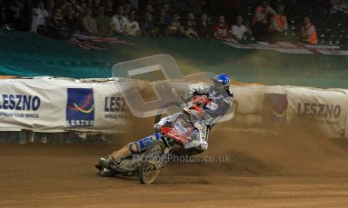 © Carl Jones/Octane Photographic Ltd. FIM FOGO British Speedway GP, Millennium Stadium, Cardiff, Saturday 25th August 2012. Digital Ref : 0480cj7d9657