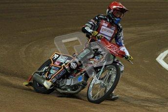 © Carl Jones/Octane Photographic Ltd. FIM FOGO British Speedway GP, Millennium Stadium, Cardiff, Friday 24th August 2012. Digital Ref : 0479cj7d8706