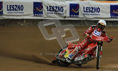 © Carl Jones/Octane Photographic Ltd. FIM FOGO British Speedway GP, Millennium Stadium, Cardiff, Friday 24th August 2012. Andreas Jonsson. Digital Ref : 0479cj7d8716