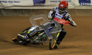 © Carl Jones/Octane Photographic Ltd. FIM FOGO British Speedway GP, Millennium Stadium, Cardiff, Friday 24th August 2012. Digital Ref : 0479cj7d8836