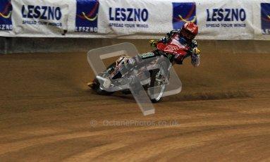 © Carl Jones/Octane Photographic Ltd. FIM FOGO British Speedway GP, Millennium Stadium, Cardiff, Friday 24th August 2012. Digital Ref : 0479cj7d8879