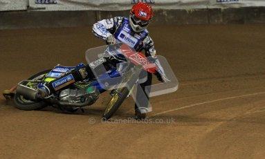© Carl Jones/Octane Photographic Ltd. FIM FOGO British Speedway GP, Millennium Stadium, Cardiff, Friday 24th August 2012. Digital Ref : 0479cj7d8935