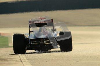© 2012 Octane Photographic Ltd. Barcelona Winter Test 1 Day 2 - Wednesday 21st February 2012. Toro Rosso STR7 - Daniel Ricciardo. Digital Ref :  0227lw1d8436