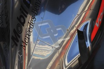 © 2012 Octane Photographic Ltd. Barcelona Winter Test 1 Day 3 - Thursday 23rd February 2012. McLaren MP4/27 - Jenson Button. Digital Ref : 0228cb1d9855