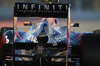 © 2012 Octane Photographic Ltd. Barcelona Winter Test 1 Day 3 - Thursday 23rd February 2012. Red Bull RB8 - Mark Webber. Digital Ref :