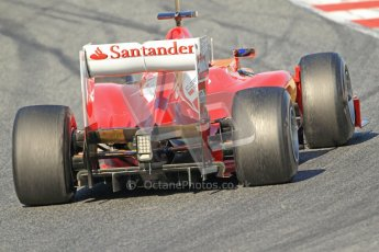 © 2012 Octane Photographic Ltd. Barcelona Winter Test 1 Day 3 - Thursday 23rd February 2012. Ferrari F2012 - Felipe Massa. Digital Ref : 0228cb7d6692