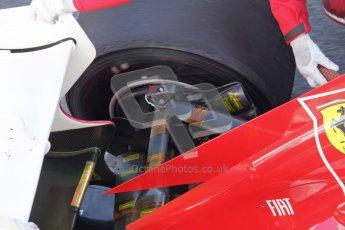 © 2012 Octane Photographic Ltd. Barcelona Winter Test 1 Day 3 - Thursday 23rd February 2012. Ferrari F2012 - Felipe Massa. Digital Ref : 0228lw7d3911
