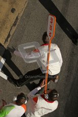 © 2012 Octane Photographic Ltd. Barcelona Winter Test 1 Day 3 - Thursday 23rd February 2012. Force India VJM05 - Paul di Resta. Digital Ref : 0228lw7d4073