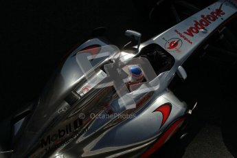 © 2012 Octane Photographic Ltd. Barcelona Winter Test 1 Day 3 - Thursday 23rd February 2012. McLaren MP4/27 - Jenson Button. Digital Ref : 0228lw7d4131