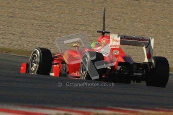 © 2012 Octane Photographic Ltd. Barcelona Winter Test 1 Day 4 - Friday 24th February 2012. Ferrari F2012 - Felipe Massa. Digital Ref : 0229cb7d6799