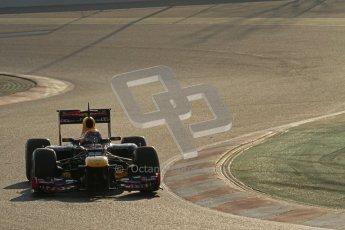 © 2012 Octane Photographic Ltd. Barcelona Winter Test 1 Day 4 - Friday 24th February 2012. Red Bull RB8 - Mark Webber. Digital Ref : 0229lw7d4230