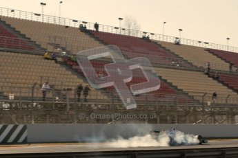 © 2012 Octane Photographic Ltd. Barcelona Winter Test 1 Day 4 - Friday 24th February 2012. Mercedes W03 - Nico Rosberg. Digital Ref : 0229lw7d5309