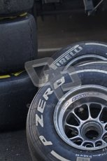 © 2012 Octane Photographic Ltd. Barcelona Winter Test 1 Day 4 - Friday 24th February 2012. Pirelli tyres on Williams wheel rims. Digital Ref : 0229lw7d5408