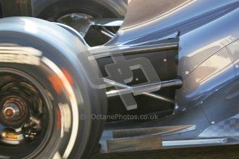 © 2012 Octane Photographic Ltd. Barcelona Winter Test 2 Day 1 - Thursday 1st March 2012. McLaren MP4/27 - Jenson Button. Digital Ref : 0231cb1d1809
