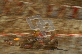 © 2012 Octane Photographic Ltd. Barcelona Winter Test 2 Day 1 - Thursday 1st March 2012. Red Bull RB8 - Mark Webber. Digital Ref : 0231cb1d2211