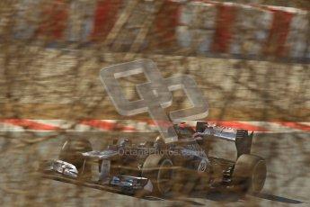 © 2012 Octane Photographic Ltd. Barcelona Winter Test 2 Day 1 - Thursday 24th March 2012. Williams FW34 - Pastor Maldonado. Digital Ref : 0231cb1d2221