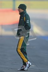 © 2012 Octane Photographic Ltd. Barcelona Winter Test 2 Day 1 - Thursday 1st March 2012. Caterham CT01 - Vitaly Petrov. Digital Ref : 0231cb7d7597