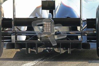 © 2012 Octane Photographic Ltd. Barcelona Winter Test 2 Day 1 - Thursday 1st March 2012. Sauber C31 - Sergio Perez. Digital Ref : 0231cb7d7849