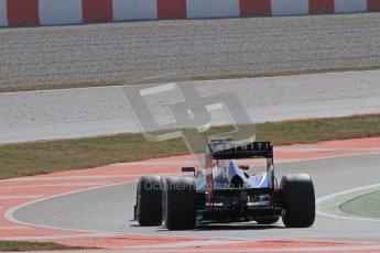 © 2012 Octane Photographic Ltd. Barcelona Winter Test 2 Day 1 - Thursday 1st March 2012. Red Bull RB8 - Mark Webber. Digital Ref : 0231lw7d0337