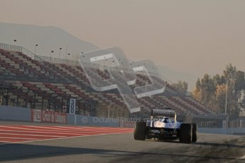 © 2012 Octane Photographic Ltd. Barcelona Winter Test 2 Day 1 - Thursday 24th March 2012. Williams FW34 - Pastor Maldonado. Digital Ref : 0231lw7d7473