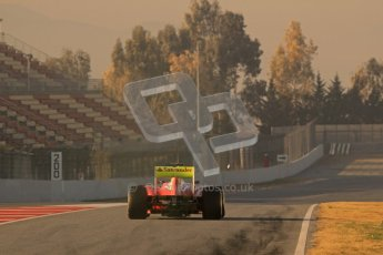 © 2012 Octane Photographic Ltd. Barcelona Winter Test 2 Day 1 - Thursday 1st March 2012. Ferrari F2012 - Felipe Massa. Digital Ref : 0231lw7d7541
