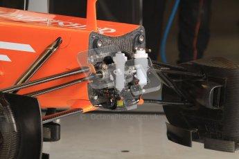 © 2012 Octane Photographic Ltd. Barcelona Winter Test 2 Day 2 - Friday 2nd March 2012. Force India VJM05 - Nico Hulkenburg. Digital Ref :