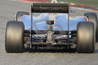 © 2012 Octane Photographic Ltd. Barcelona Winter Test 2 Day 3 - Saturday 3rd March 2012. McLaren MP4/27 - Jenson Button. Digital Ref : 0233cb7d9574