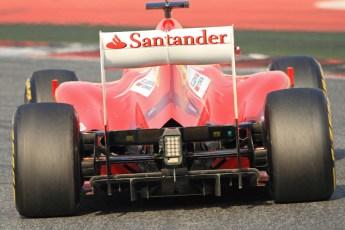 © 2012 Octane Photographic Ltd. Barcelona Winter Test 2 Day 3 - Saturday 3rd March 2012. Ferrari F2012 - Felipe Massa. Digital Ref : 0233cb7d9583