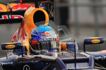 © 2012 Octane Photographic Ltd. Barcelona Winter Test 2 Day 4 - Sunday 4th March 2012. Red Bull RB8 - Sebastian Vettel. Digital Ref : 0234cb7d9964
