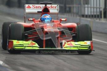 © 2012 Octane Photographic Ltd. Barcelona Winter Test 2 Day 4 - Sunday 4th March 2012. Ferrari F2012 - Fernando Alonso. Digital Ref : 0234cb7d9985