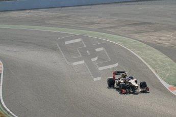 © 2012 Octane Photographic Ltd. Barcelona Winter Test 2 Day 4 - Sunday 4th March 2012. Lotus E20 - Kimi Raikkonen. Digital Ref : 0234lw7d4722