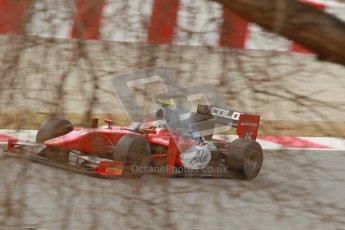 © Octane Photographic Ltd. GP2 Winter testing Barcelona Day 1, Tuesday 6th March 2012. Scuderia Coloni, Fabio Onidi. Digital Ref : 0235cb1d3877