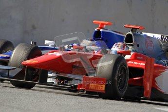 © Octane Photographic Ltd. GP2 Winter testing Barcelona Day 1, Tuesday 6th March 2012. Scuderia Coloni, Stefano Coletti. Digital Ref : 0235cb7d1325